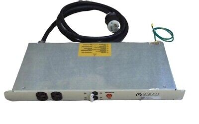 $ CDN56.39 • Buy Marway Products Mpd 100-117 Power Distribtion Unit Surge Protector