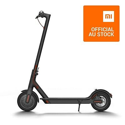 AU749 • Buy Xiaomi Mi Electric Scooter M365 2 Spare Tyres Included