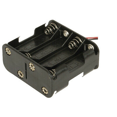 AU10.33 • Buy 8 X AA 2 ROWS OF 4 SQUARE Battery Holder
