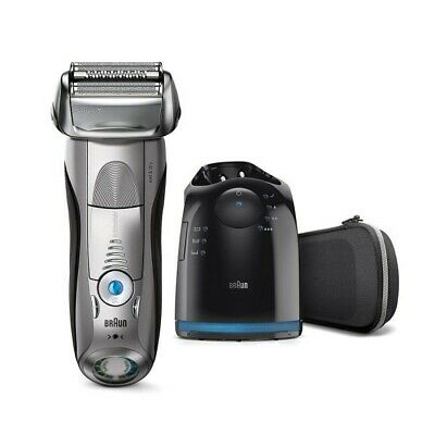 View Details Braun Series 7 7898cc Mens Electric Foil Shaver Rechargeable And Cordless Razor • 159.00£