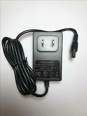 $15.86 • Buy USA 12V MAINS M-AUDIO FIREWIRE SOLO RECORDER AC-DC Switching Adapter CHARGER
