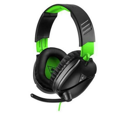 £13.50 • Buy Turtle Beach Ear Force Recon 70 Gaming Headset Multi-Platform Black And Green