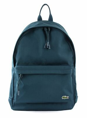 LACOSTE Backpack Neocroc Backpack Reflecting Pond • 79.15£