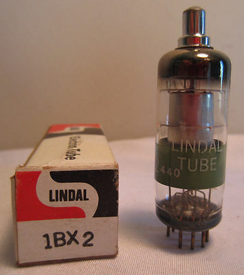AU8.49 • Buy Lindal 1BX2 1X2C Electron Electronic Tube In Box NOS