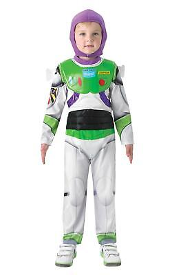 £19.98 • Buy Boys Deluxe Buzz Lightyear Costume Child Toy Story 4 Outfit