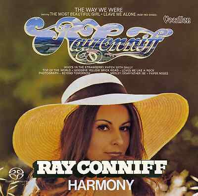 Ray Conniff - Harmony & The Way We Were  [SACD Hybrid Multi-channel] - CDLK4628 • 13.99£