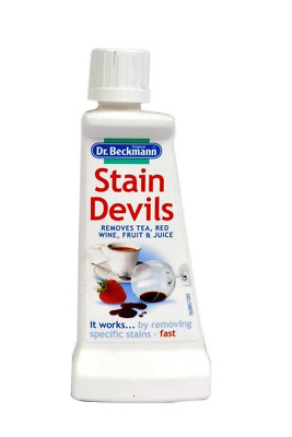 Dr. Beckmann Stain Devils Removes Tea, Red Wine, Fruit & Juice From Clothes 50ml • 3.99£