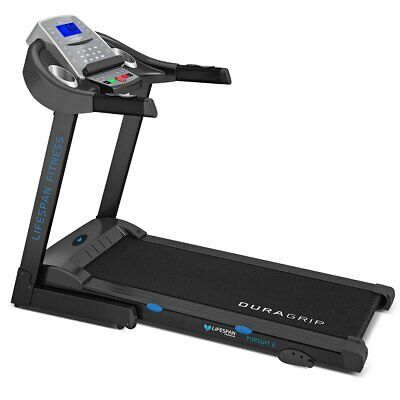 AU649 • Buy Lifespan Pursuit Treadmill With FitLink Home Gym Exercise Equipment