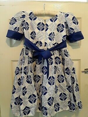 Lovely New Tradition African Girl Dress Size 5-7years • 15.99£