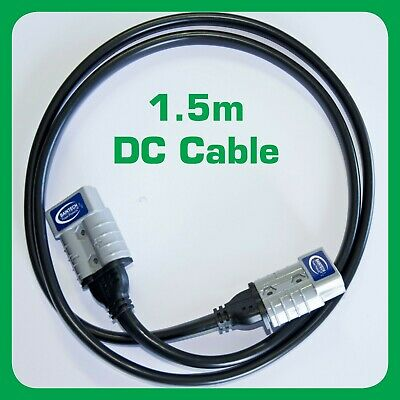 AU29.90 • Buy 1.5m Anderson Plug Lead Extension Leads For DC To DC Fridge Solar Dual Battery