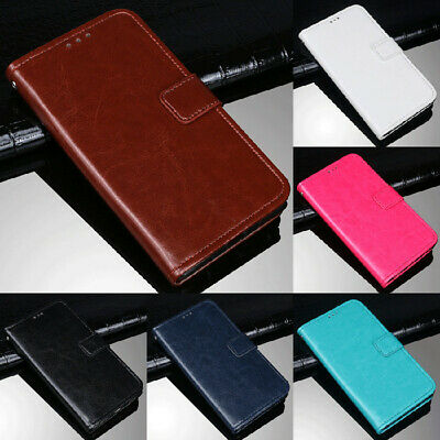AU7.65 • Buy For Sony Xperia 1 L2 XZ3 XA3 XA1 Flip Leather Wallet Card Pouch Phone Case Cover