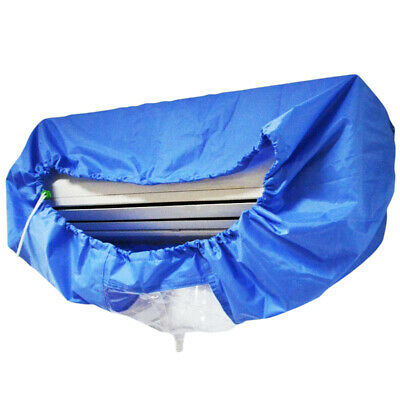 AU22.19 • Buy Household Air Conditioner Cleaning Dust Washing Cover Clean Waterproof Protector