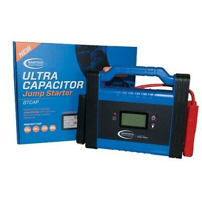 AU209 • Buy Baintech 12V 800 Amps Capacitor Jump Starter For Diesel And Petrol Engines