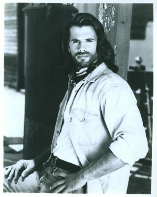 Lorenzo Lamas Renegade 8x10  Photo #J161 • 11.11£
