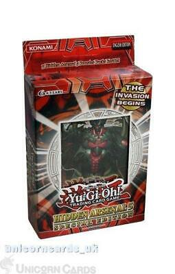 YuGiOh! Hidden Arsenal 5: Special Edition :: Brand New And Sealed Box! • 10.89£