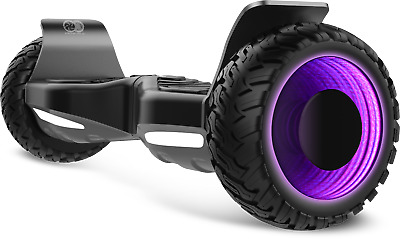 $ CDN229.99 • Buy Electric Motorized Scooter + Led Hoover Board UL Safe Bluetooth + Metalic Wheels