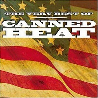 Canned Heat - The Very Best Of Canned Heat - NEW CD (sealed) • 5.29£