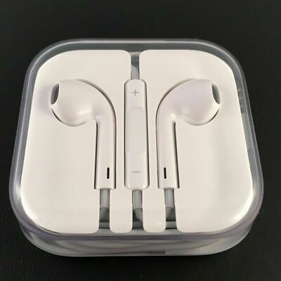 AU8 • Buy  High Quality Apple IPhone 4 5 6  Ear-Pods Headphones Earphones
