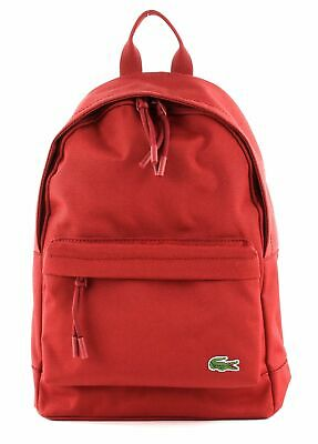 LACOSTE Backpack S Backpack Red Dahlia • 69.26£
