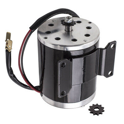 500W 24V DC Electric Brush Motor For E-Bike Scooter Go Kart Mower Tricycle New • 34.17£