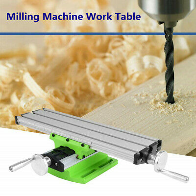 £24.34 • Buy Milling Working Table Machine Cross Sliding Bench Drill Vise Fixture Worktable