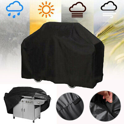 31 Sizes BBQ Cover Gril Barbecue Kettle Protector For Weber Dust Waterproof # • 14.76£