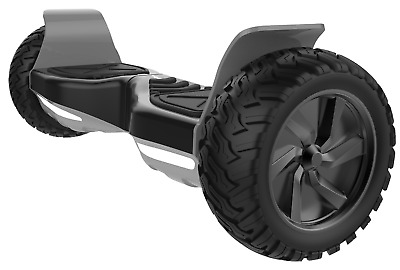 $ CDN324.99 • Buy Electric Motorized Scooter Hoover Board UL Safe Bluetooth + Off Road Wheels +bag