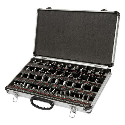Trend SET/SS50 1/4in Router Bit Set 50pc • 95.99£