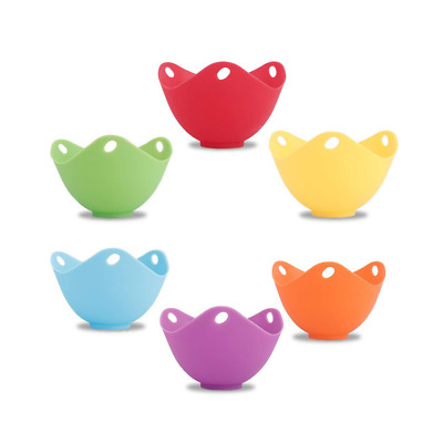 $6.75 • Buy Egg Silicone Accessories Bites Instant Mold Cooker Pressure Pot Cups Egg 5pcs