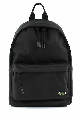 LACOSTE Neocroc S Backpack Black • 61.95£