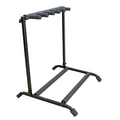 AU49 • Buy Artist GS014-5 Rack Guitar Stand -Suits 5 Guitars Or 3 Acoustic - New