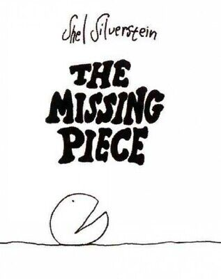 Missing Piece, Hardcover By Silverstein, Shel, Brand New, Free P&P In The UK • 13.81£