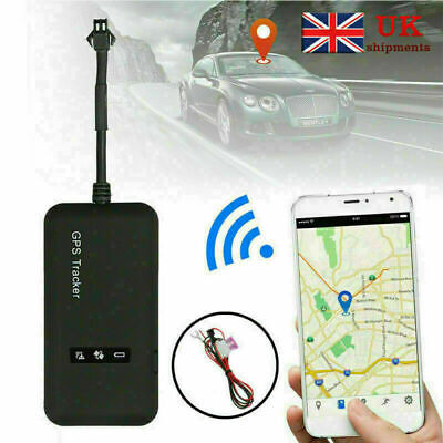 GPS GPRS GSM Realtime Tracker Spy Tracking Device For Car/Van/Vehicle/Motorcycle • 13.99£