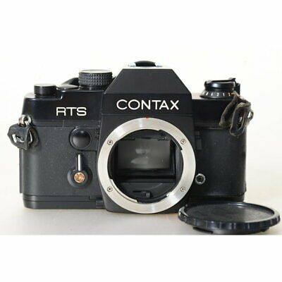 $ CDN254.34 • Buy Contax RTS Spiegelreflexkamera / 35mm SLR Kamera / Body / Analoges Gehäuse