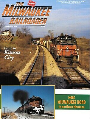 $16.95 • Buy Milwaukee Railroader #1 2000 Northern Montana Kansas City Southwest Limited