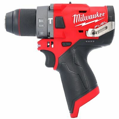 £101.70 • Buy Milwaukee M12FPD-0 M12 Cordless Fuel Percussion Combi Drill Compact Body Only
