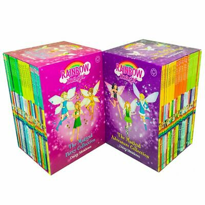 Rainbow Magic The Magical Party Collection & The Magical Adventure 42 Books Set • 38.98£