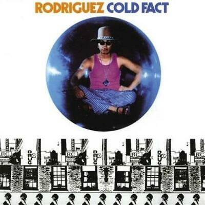 RODRIGUEZ Cold Fact **PLUS** 2 Very Limited Coasters (2019 REISSUE) CD NEW • 12.66£