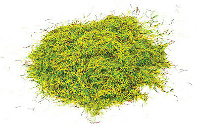 OO N Gauge Scenery KJB Models 4mm Static Grass Autumn Mix 10g