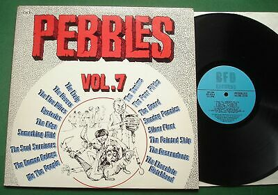Pebbles Vol 7 The Craig Human Beings Chocolate Watchband + 1979 BFD-5024 LP • 20£