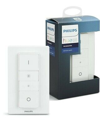 AU38 • Buy Philips Hue Smart Wireless Dimmer Switch With Remote, Installation-Free