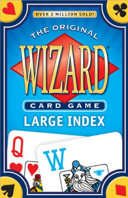 Fisher Ken-Wizard Card Game Large Index ACC NEW • 8.51$