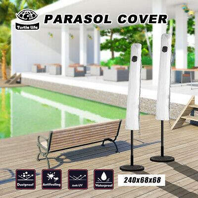 AU15.99 • Buy Outdoor Garden Umbrella Cover Garden Patio Protective Cantilever Parasol