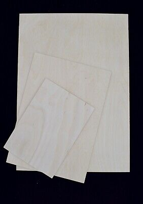 £18 • Buy Birch Plywood 4mm A4 Sheets