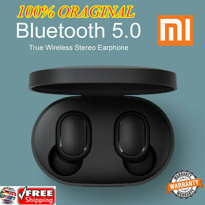 Xiaomi Redmi AirDots Bluetooth 5.0 Wireless TWS Earphone Active Earbuds Headset@ • 14.99$