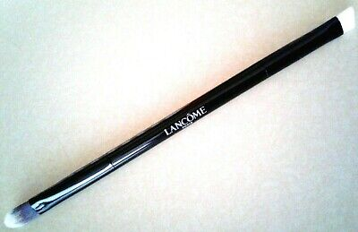 LANCOME Dual-Ended Angled Eyeshadow / Concealer Brush New • 6.87£