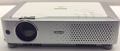 £25 • Buy SANYO PRO XtraX  PLC-XU70 Projector ***** FAULTY FOR SPARES OR REPAIR *****