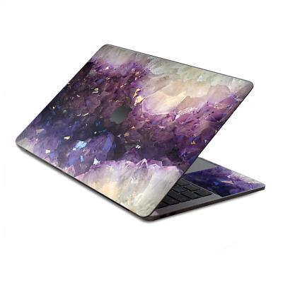 $15.98 • Buy Skin Decal Wrap For MacBook Pro 13  Retina Touch  Wood Marble