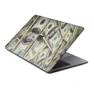 $16.98 • Buy Skins Wrap For MacBook Pro 15 Inch Retina Touch  Cash Money