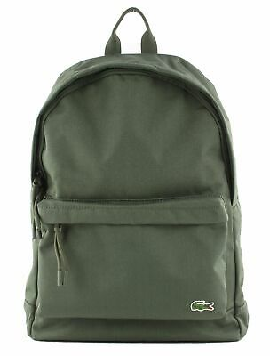 LACOSTE Backpack Neocroc Backpack Forest Night • 81.66£